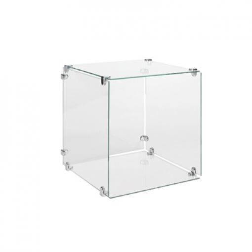 5mm Glass Display Cube | 12""