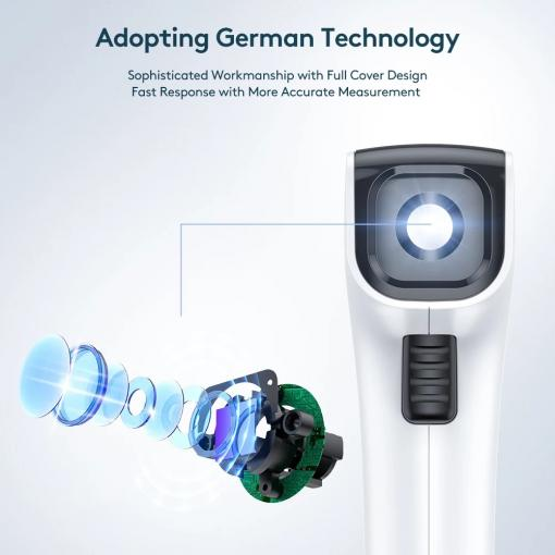 Non-Contact Infrared Thermometer Technology