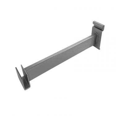"12"" Rectangular Hangrail Bracket for Mini Ladder 