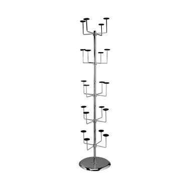 20 Arm Hat Rotating Rack