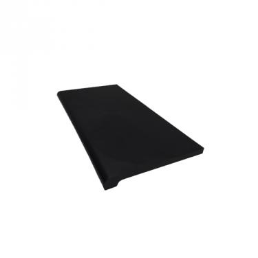 "Plastic Bullnose Shelf 24"" Wide 13"" Deep 