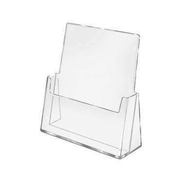 "Countertop Full Page Brochure Holder | 8½"" x 11"""
