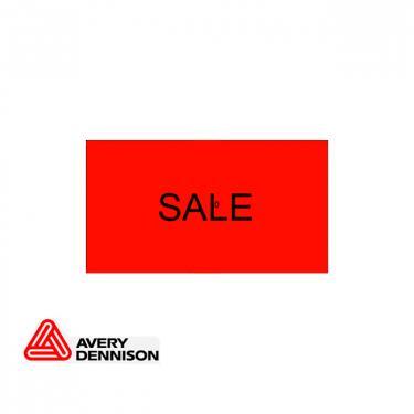 Avery Dennison 216 Sale Labels