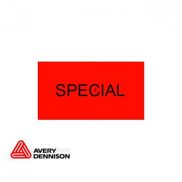 Avery Dennison 216 Special Labels