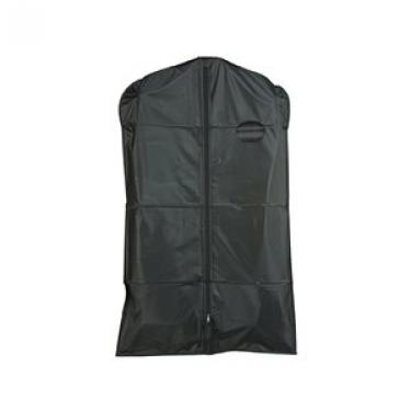 "40"" Zipper Garment Bags Black"