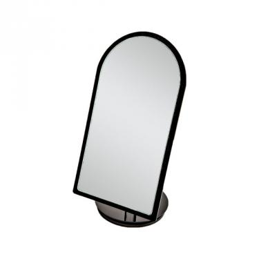Counter Top Spinning Glass Mirror