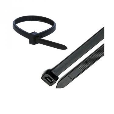 """8"""" Cable Tie Black"""