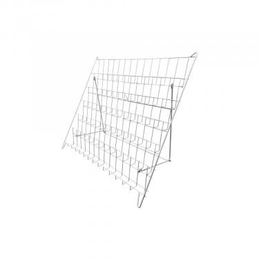 Video / Literature Countertop Wire Rack