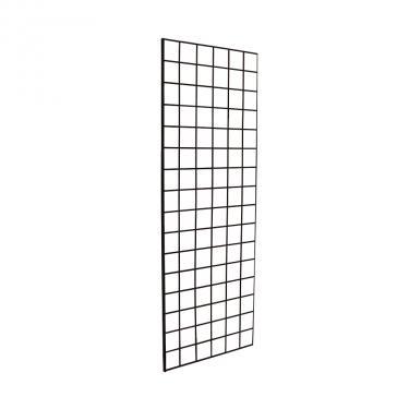 "Grid Wall Panel 18"" x 96"" | Black"