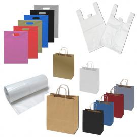 Bags and Tissue Paper
