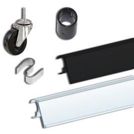 Wire Shelf Accesories