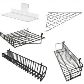 Grid Shelves