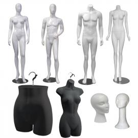 Mannequins and Display Forms