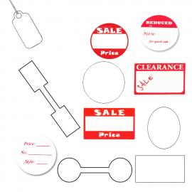 Self Adhesive Price Labels