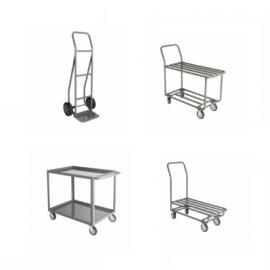 Stock Carts and Hand Trucks