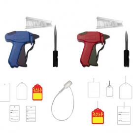 Tagging Guns, Fasteners and Supplies