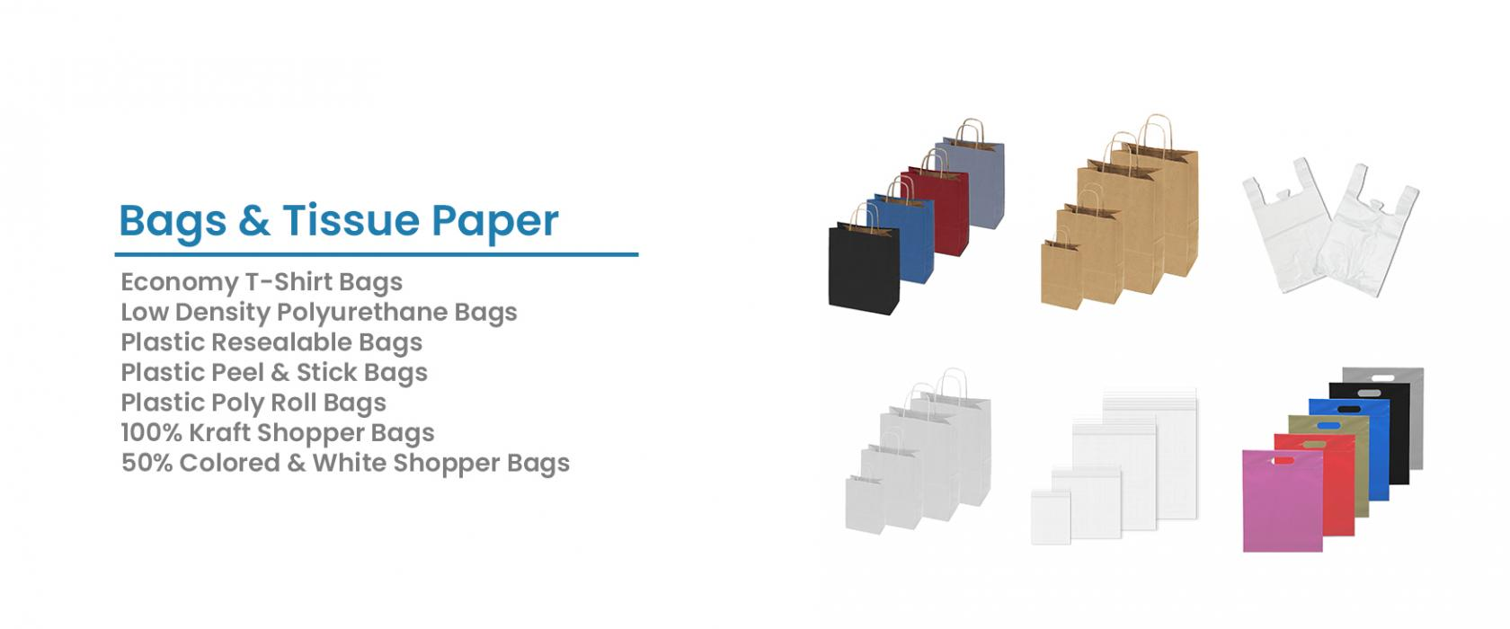Bags & Tissue Paper